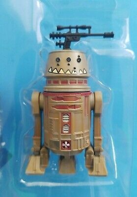 Star Wars 2017 The Clone Wars R5-P8 Disney BAD Droid Factory Astromech LOOSE!!