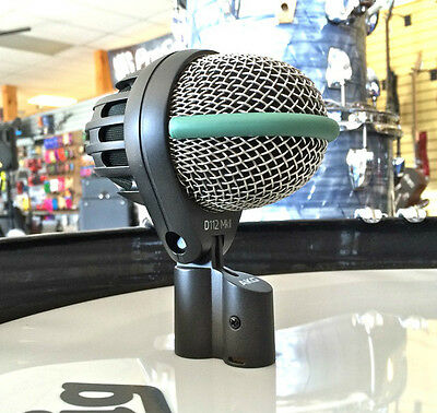 AKG D112 MKII Kick Drum Microphone, GREAT MIC on Bass too D112MKII B-Stock Deal