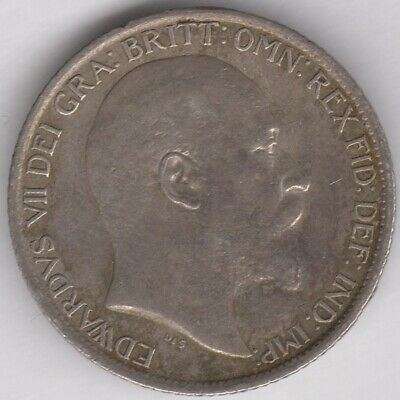 1904 Edward VII Silver Sixpence | British Coins | Pennies2Pounds