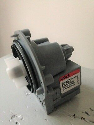 FOR ELECTROLUX,HOTPOINT,INDESIT,SAMSUNG SCREW FITTING ASKOLL M224 PUMP MOTOR