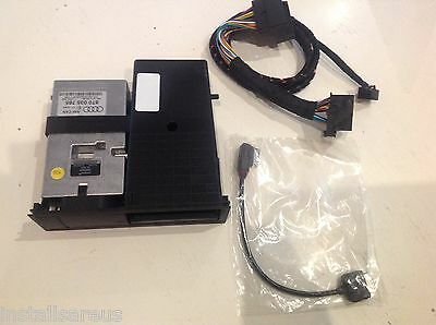 Genuine Full Retro fit Kit AMI Audi Music Interface A4 A5 Q5 S4 S5 8T0035785A