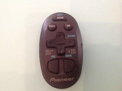 NEW Genuine Pioneer CZX5090 Remote Control