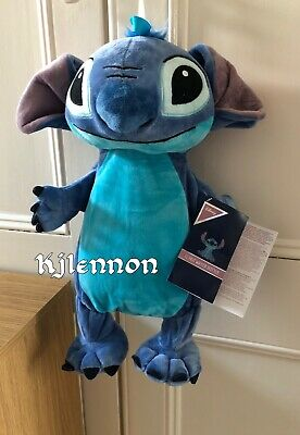 Disney Stitch Hot Water Bottle With Cover 1Ltr