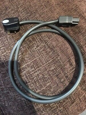 Solid Core Copper Conductors 1.5Mm2 15Awg Mains Wall Power 1.4M Cord Lead Cable