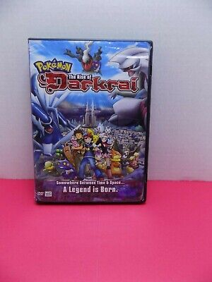 Pokemon Rise of Darkrai DVD