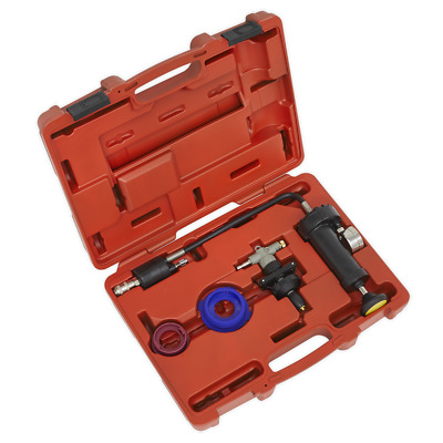 Cooling System Pressure Test Kit 4pc - UK SEALEY STOCKIST