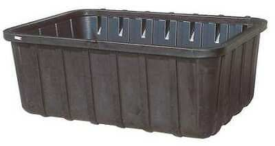 ULTRATECH 2801 Containment Sump with Drain,Black,360gal