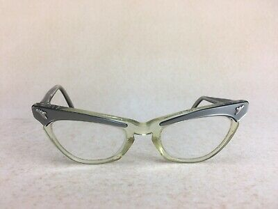 "Vintage Martin Wells ""Joan"" Cats eye glasses Small Made in Australia"