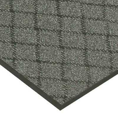 NOTRAX 125S0046CH Carpeted Entrance Mat,Charcoal,4ft.x6ft.
