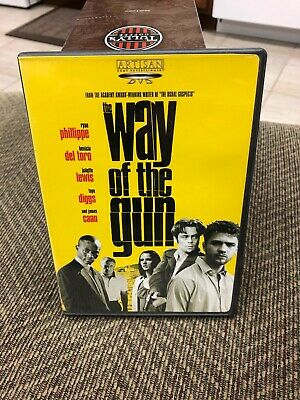 The Way of the Gun (DVD, 2001, Sensormatic)