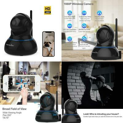 WANSVIEW WIRELESS IP Camera, WiFi Home Security Surveillance Camera