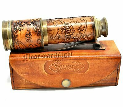 """Collectible Brass Telescope Dollond London-16"""" Inch Hand-Crafted Brass Telescope"""