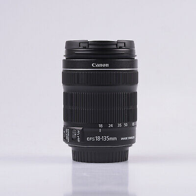 Canon EF-S 18-135mm f/3.5-5.6 IS STM Lens For Canon Mount