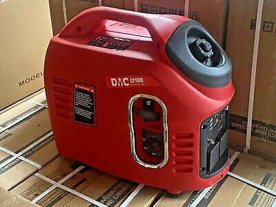 NEW Inverter Generator 1500W Max 1700W Rated Pure Sine Portable Camping Pertrol
