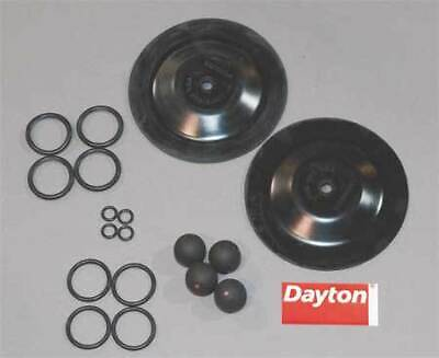 DAYTON 6PY65 Pump Repair Kit,Fluid
