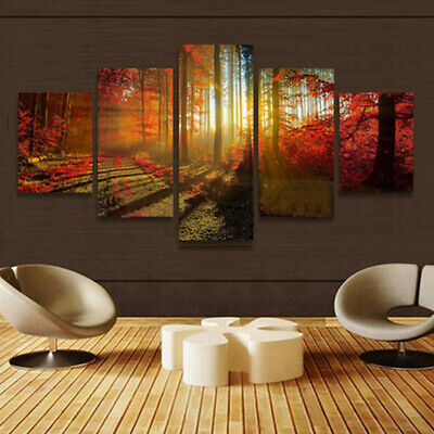 Unframed Modern Art Oil Painting Print Canvas Picture Home Wall Room Decoration