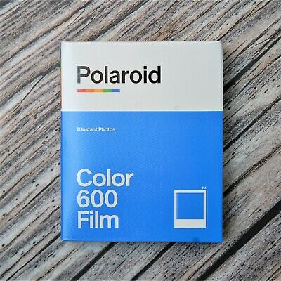 Polaroid Originals FILM for Polaroid Type 600 COLOR (FREE POST)