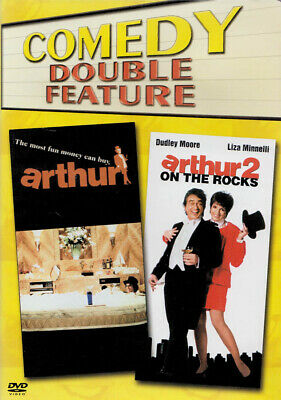 Arthur / 2 - On The Rocks (Double Feature) New Dvd