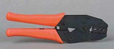 """DOLPHIN COMPONENTS CORP DC-4141 Ratchet Crimper,22 to 10 AWG,8-1/2"""" L"""