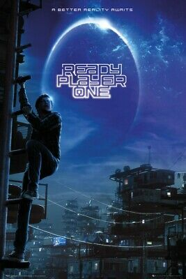Ready Player One - Affiche Principale Poster Affiche (91x61cm) #117924