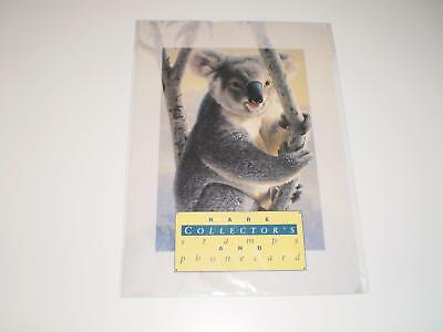 Telstra  Australia Wildlife Fund $5 Koala And Stampsheet In Pack As Issued