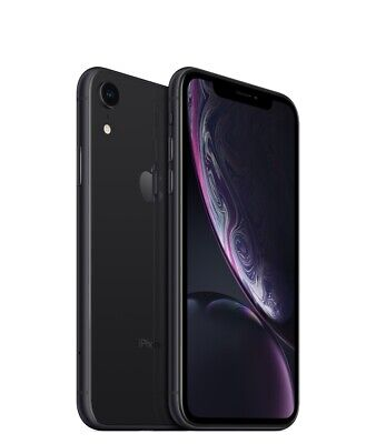 Apple iPhone XR - 64GB - Black (Unlocked) A2105 (GSM) (AU Stock)
