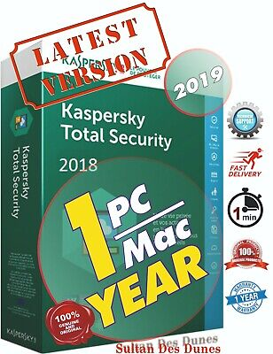 Kaspersky Antivirus Security 2019/2020 -Instant delivery -Global -free shipping