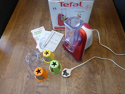Tefal Fresh Express 200W 3 In 1 Kitchen Food Chopper With Accessories