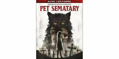 pet semetary  bluray  digital dvd