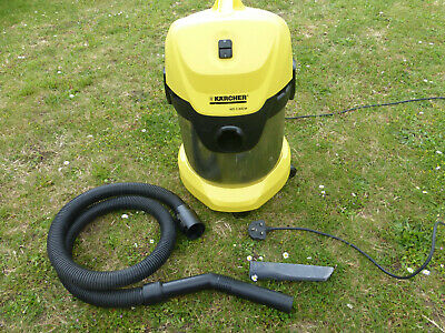 Karcher Wd3.300M Wet And Dry Combi Vacuum Cleaner And Blower Unit