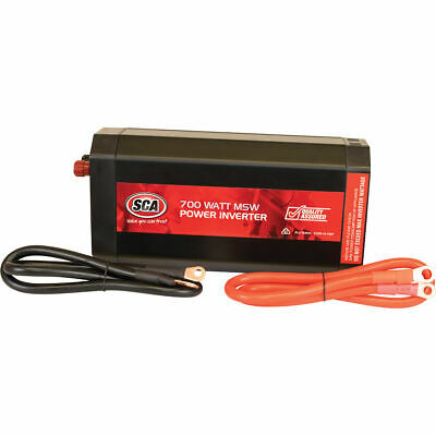SCA MSW Power Inverter - 700W