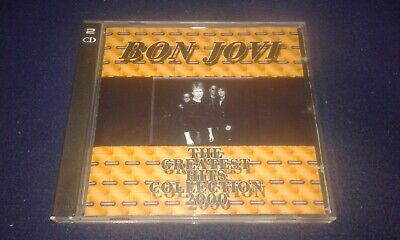 Bon Jovi - Greatest Hits Collection 2xCD East Europe Release - RARE!!! RARE!!!