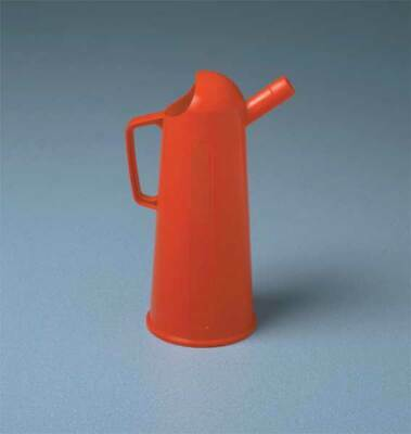 SP SCIENCEWARE F28742-0000 BTL POURING PITCHER 2 L Poly RED SC