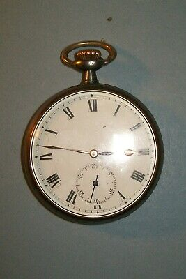 Longines Pocket watch. Working. Dated 1879. By Baum & Co.