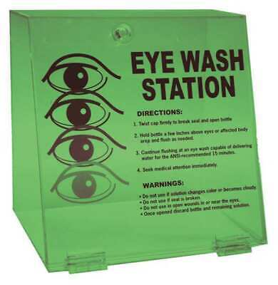 BRADY PD997E Eyewash Station in Green