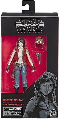 Star Wars The Black Series 6 Inch Figure - Doctor Aphra #87 IN STOCK!