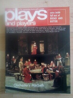 Plays and Players - October 1966