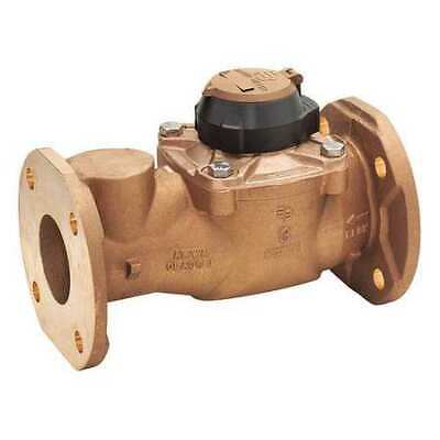 BADGER RT-0300BRNPNSX-TS-GAXX Flowmeter,4 Bolt,310 gpm,3 in. NPT