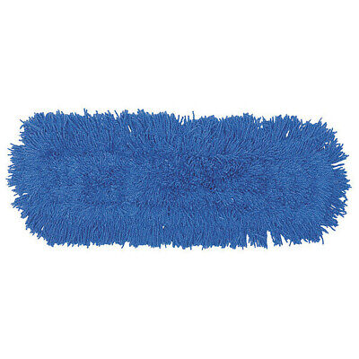 RUBBERMAID FGJ35500BL00 Twisted-Loop Synthetic Dust Mop, Blue