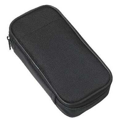 ZORO SELECT 4WPG8 Carrying Case,Soft,Nylon,2.1 x4.3 x8.3In