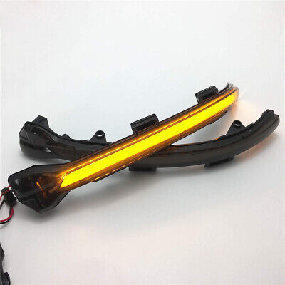 For VW Volkswagen Golf 7 VII MK7 Golf 7.5 GTI R Touran LED Dynamic Turn Signal
