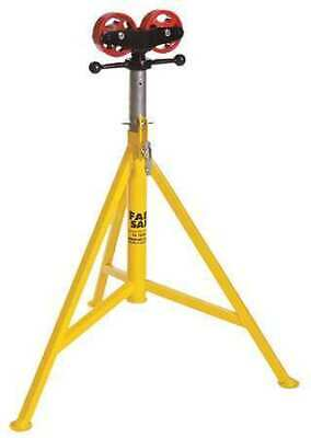 SUMNER 780400 Roller Head Pipe Stand,24 In.