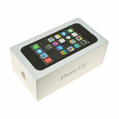 Apple iPhone 5s 16GB Factory Unlocked Smartphone Gray Gold Silver Sealed in Box