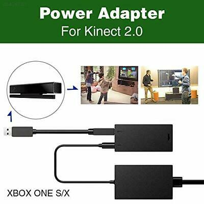 UK For Kinect 2.0 Sensor USB 3.0 Power Adapter XBOX One S / XBOX One X &Windows