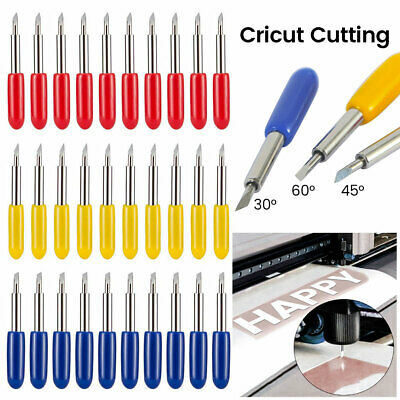 30X Cricut Cutting Blades Roland Cricut Cutting Plotter Vinyl Cutter Knife Blade