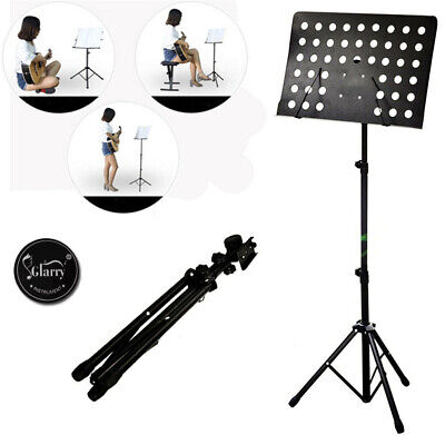 Professional Heavy Duty Folding Orchestra Band Sheet Music Stand