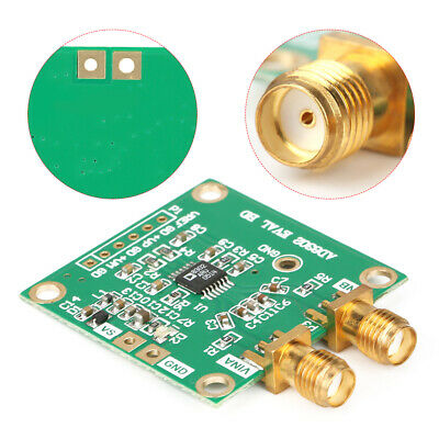 1PCS AD8302 1.8V Amplitude Phase Detection Module RF/IF Phase Detector 2*1.4in
