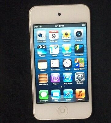 Apple iPod Touch 4th Generation Model A1367 / MD057ZP/A 8GB - White