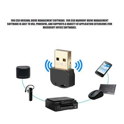 CSR4.0 BL-V40 USB BT Adapter Wiress Dongles Receiver for Mouse Keyboard NEW