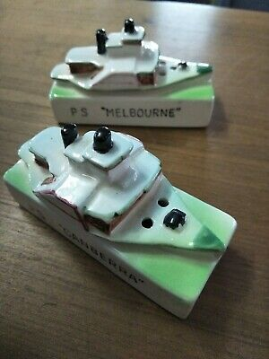 Vintage Salt And Pepper Shakers Ships made in Japan
